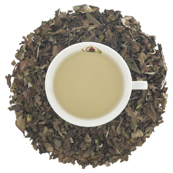 China Pai Mu Tan Spezial (Weißer Tee)