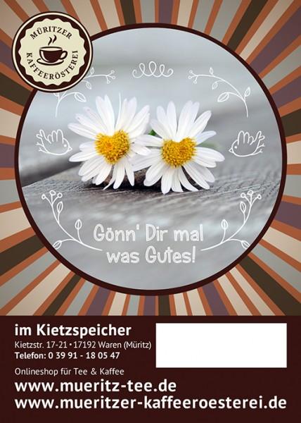 Kaffeegeschenk: Gönn' Dir mal was Gutes!