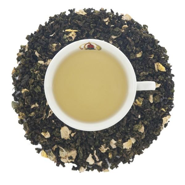 Oolong Tee, Blüte von Taiwan natürlich