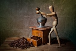 Müritzer Robusta Espresso (India Crema)